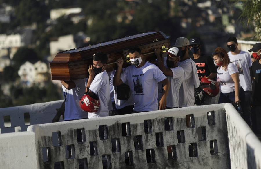 Brasil se acerca los 30 mil muertos por Covid-19
