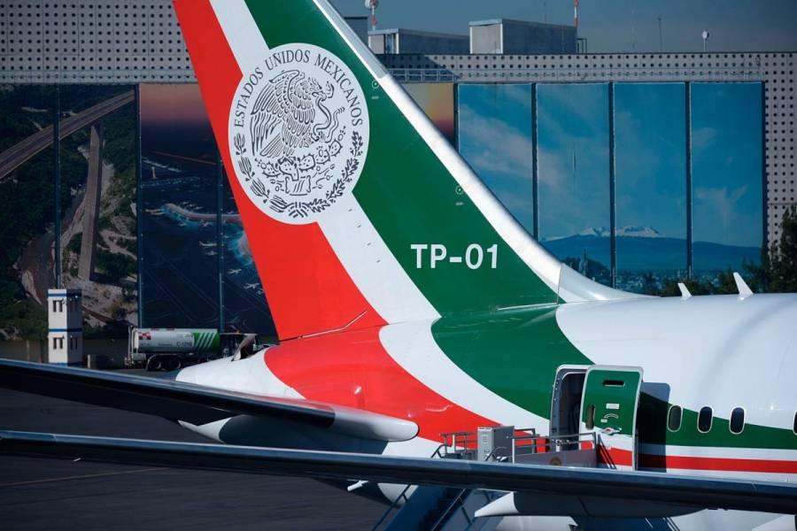 Ya hay comprador para avión presidencial; en 20 días se define su venta