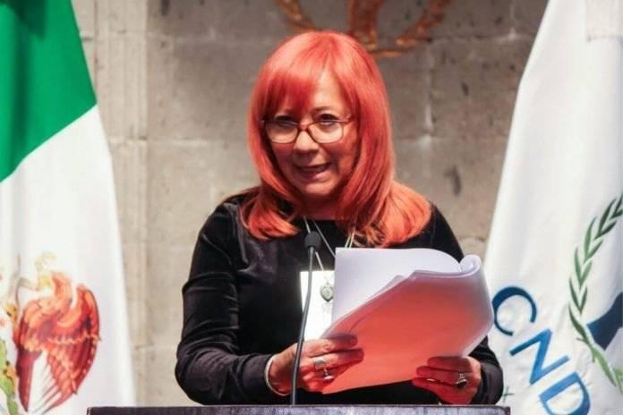 Rosario Piedra anuncia desvió de recursos en administración pasada