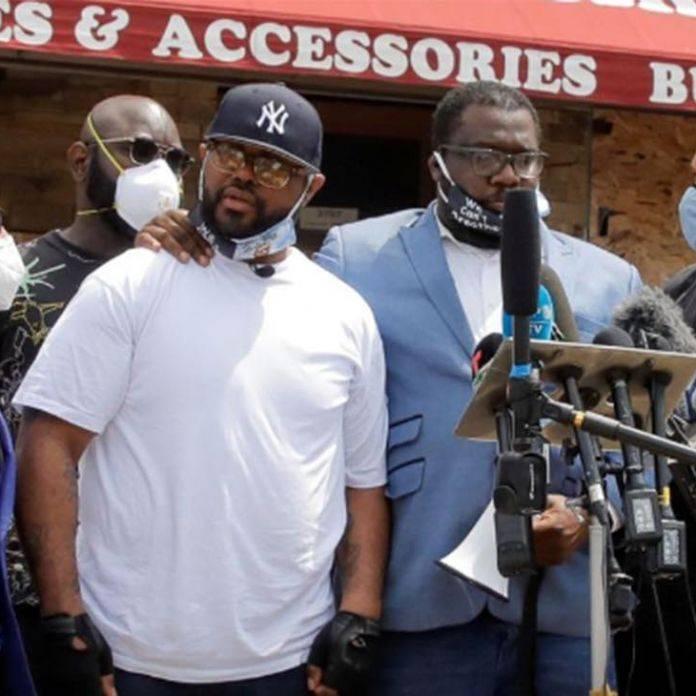 Hermano de George Floyd pide detener disturbios