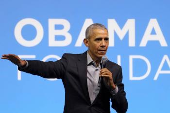 Obama llama a protestar y hacer política tras la muerte de George Floyd