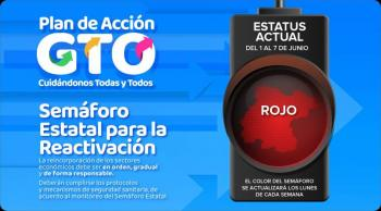 Guanajuato reactiva actividades económicas de forma gradual este lunes