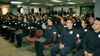 FGJCDMX contratará 500 policías
