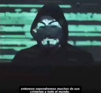 Anonymous amenaza con difundir crímenes cometidos en el Área 51