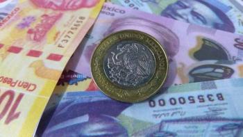 Peso mexicano cotiza en su mejor nivel en 11 semanas