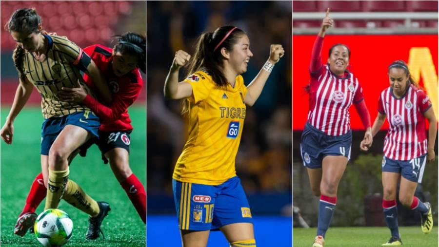 Equipos de Liga MX Femenil se suman al Blackout Tuesday