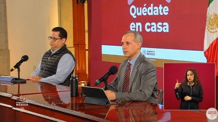 Sigue en ascenso el número de casos y muertes por Covid-19 en México; la epidemia no cede