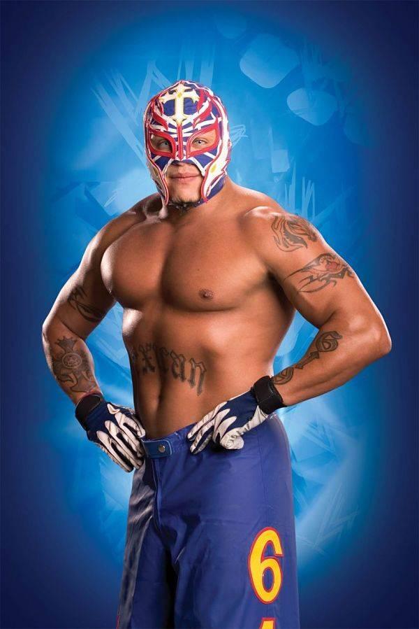 Rey Mysterio desmiente posible retiro de la WWE