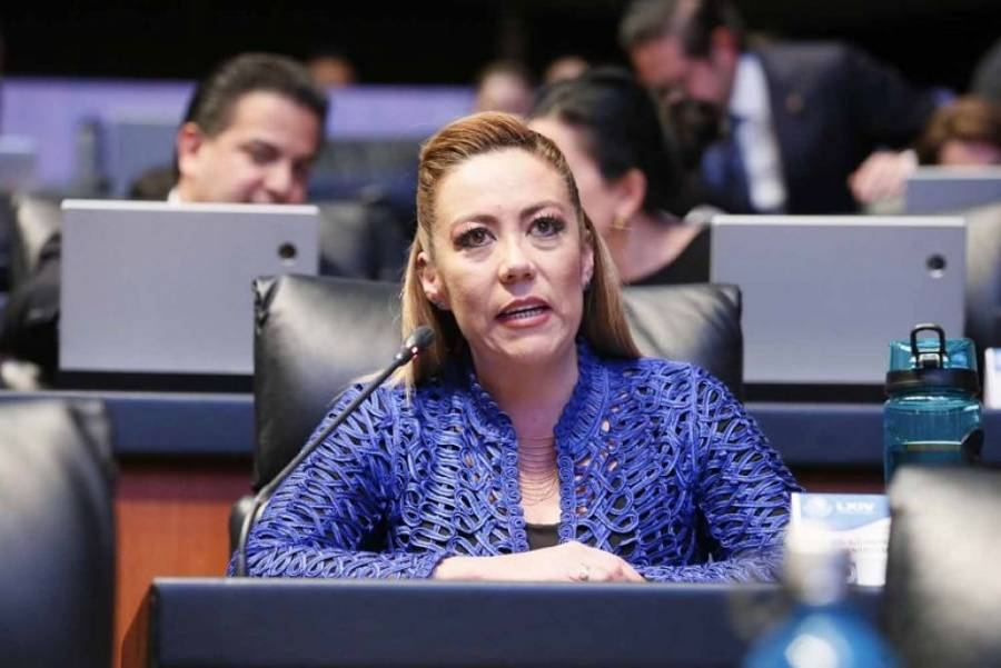 Senadora Alejandra Reynoso acepta disculpa de López-Gatell