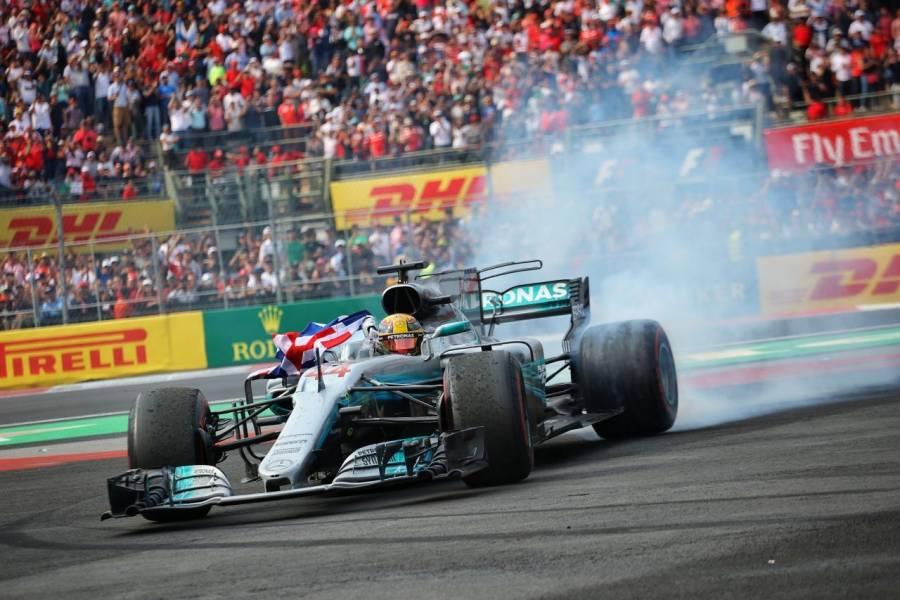GP de México mantiene sus fechas para este 2020