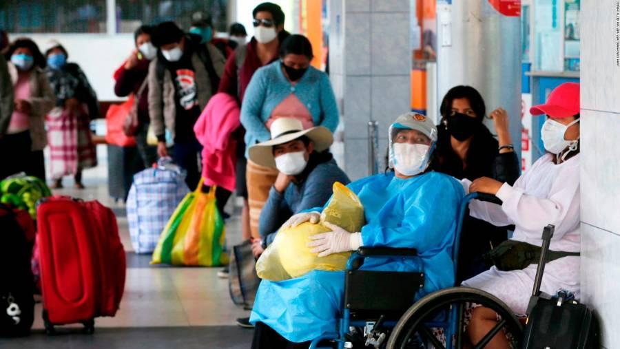 Perú seguirá usando la hidrocloroquina