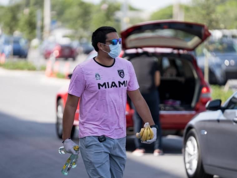 Inter Miami y sus socios repartirán comida a familias vulnerables