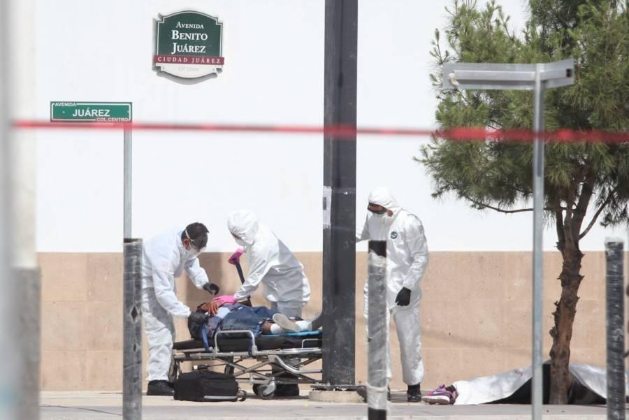 Registran 78 homicidios dolosos diarios en mayo