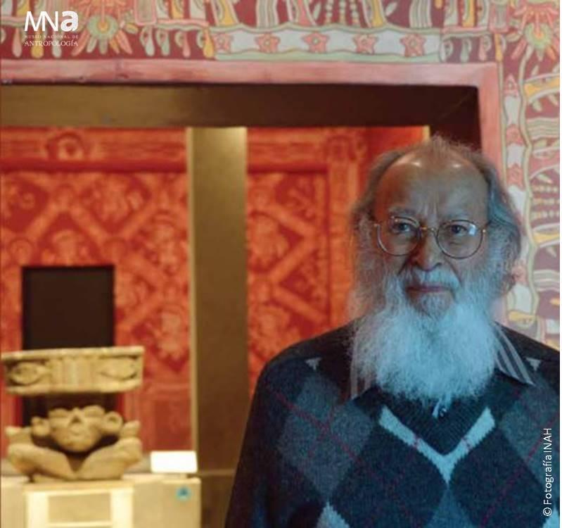 Falleció Vázquez Ruvalcaba, fundador del Museo Nacional de Antropología