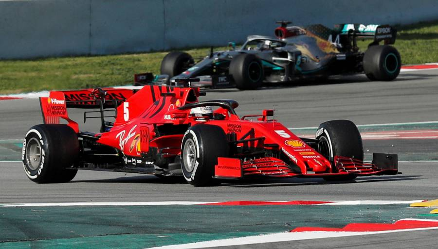 F1 descarta cancelar carreras si un piloto tiene Covid-19