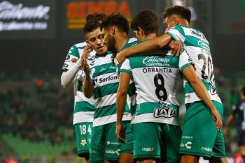 Ocho jugadores de Santos Laguna superan Covid-19