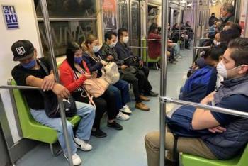 Lanzan campaña para no hablar en el Metro
