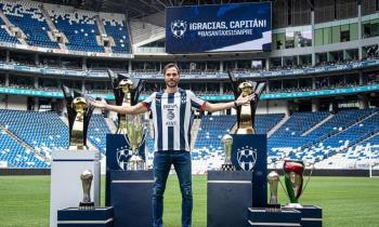 Jose María Basanta dice adiós al Monterrey