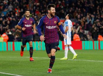 """Messi se queda en el """"Barca""""; gana 280 mil pesos por hora"""