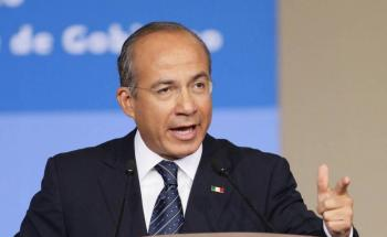 Denuncia Calderón cuentas de Twitter que hacen uso de su imagen