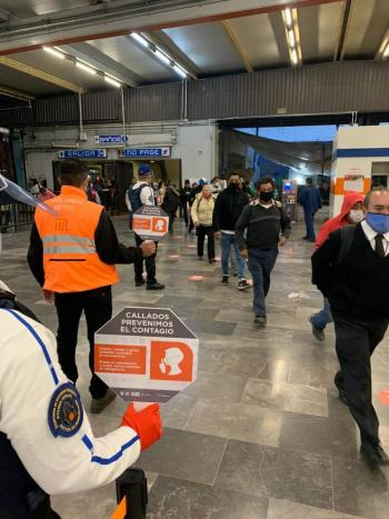 Medidas de contingencia en el Metro y Hoy No Circula ampliado podría retirarse el 15 de junio