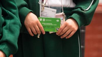 GobCDMX entrega tercer apoyo a estudiantes de educación básica