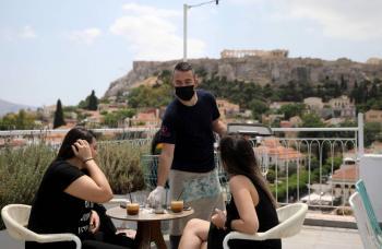 Grecia, el primer país en abrir sus hoteles