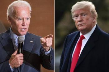 Acusa Biden a Trump de estár más interesado en el poder que en los principios