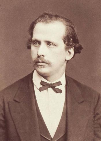 Nikolai Rubinstein, el pianista ruso