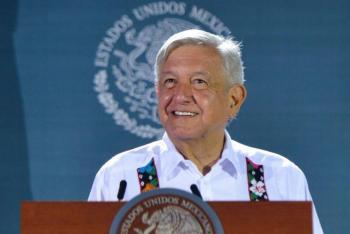 Bajó pérdida de empleos en mayo, asegura López Obrador