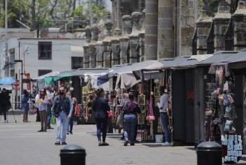 Jalisco acumula 151 decesos y mil 802 contagios por coronavirus