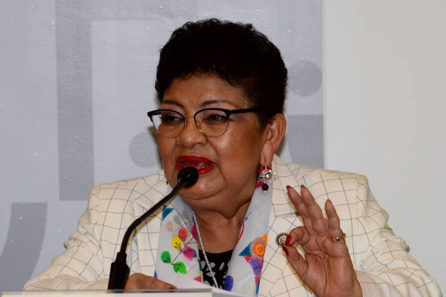Ernestina Godoy afirma que homicidios y robos han disminuido en la capital