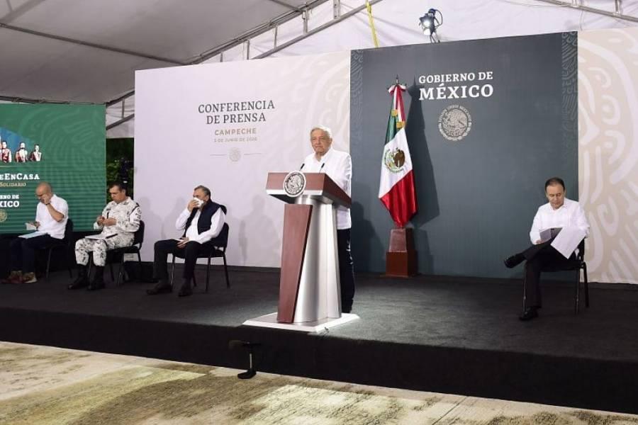 Autoridades inconformes con recortes presupuestales se acostumbraron al neoliberalismo: AMLO