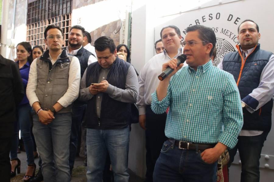 """""""Lamentable que Sansores anteponga proselitismo a necesidades de vecinos"""": PAN CDMX"""
