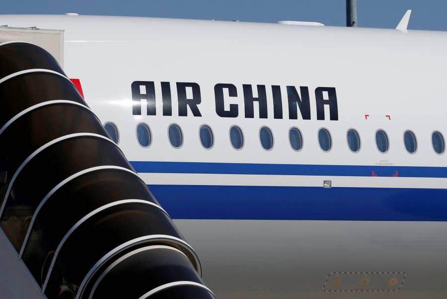 Prohíben a aerolíneas chinas volar hacia Estados Unidos
