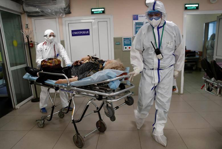 Rusia registra 432.277 casos de COVID-19