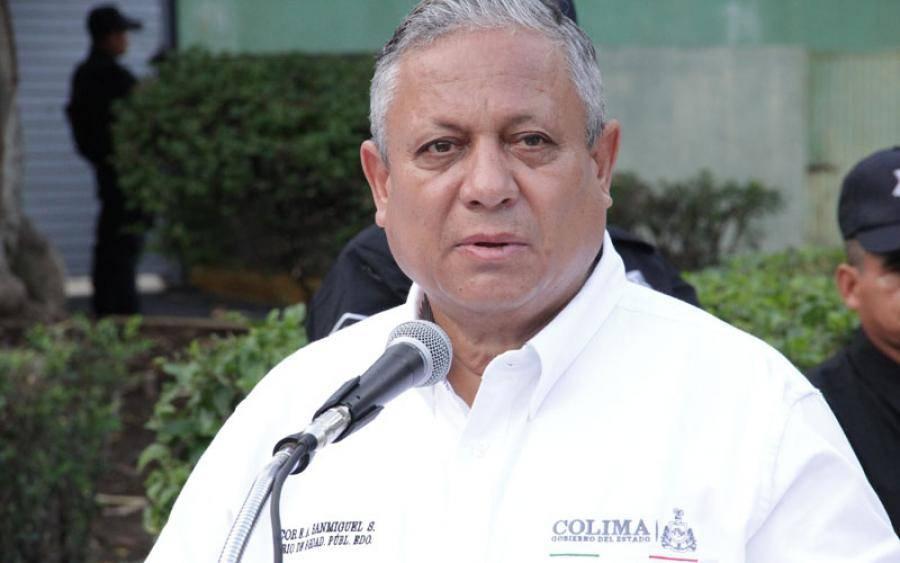 Dimite secretario de Seguridad Pública de Colima