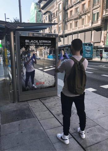 ¿Sexta temporada de Black Mirror?