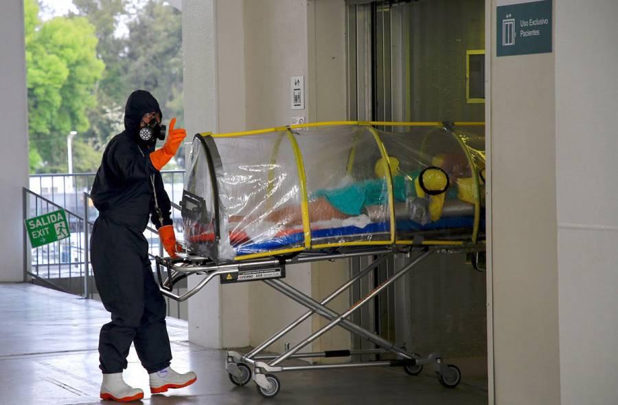 Reconvierten dos hospitales del IMSS en Aguascalientes por Covid-19