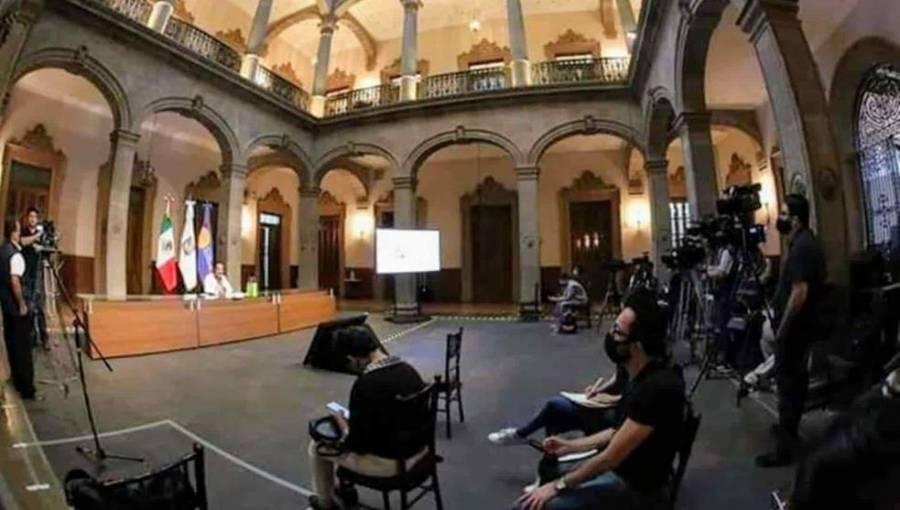 Reportan brote de coronavirus entre reporteros de Nuevo León