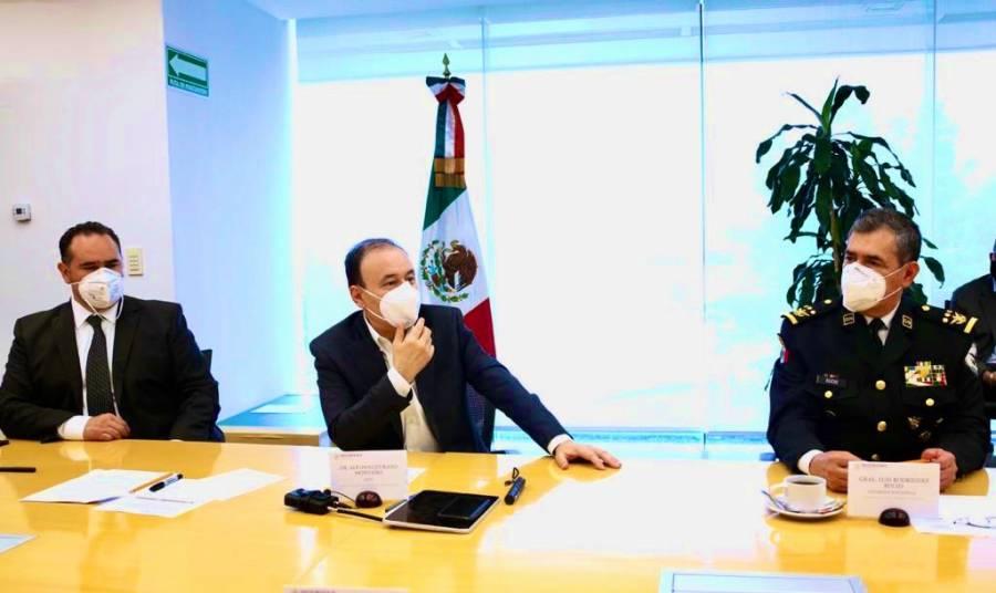 Colaboran EU y Méxicocontra trasiego de armas