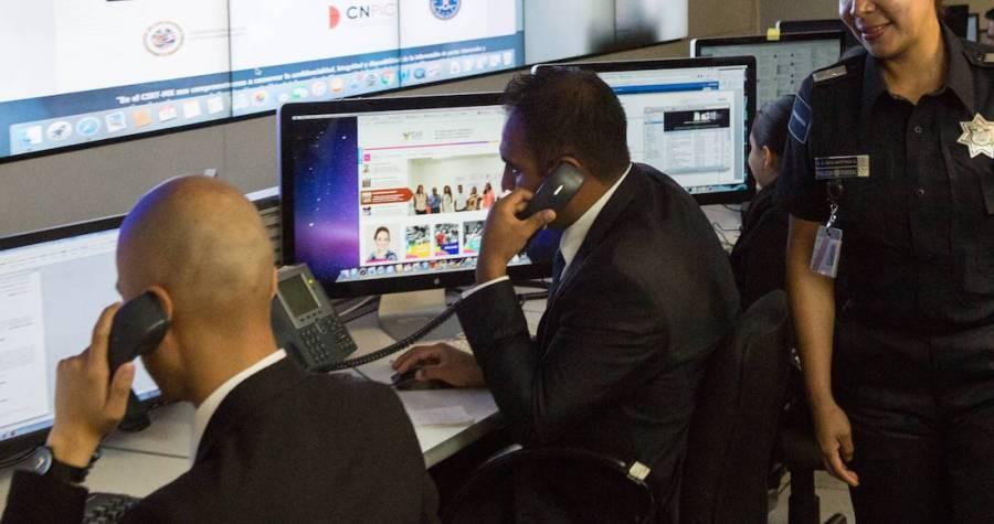 La SSC informa sobre las páginas webs falsas para evitar cualquier tipo de robo a la ciudadanía