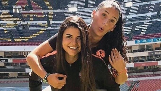 Roban pertenencias de jugadoras del América Femenil en carretera