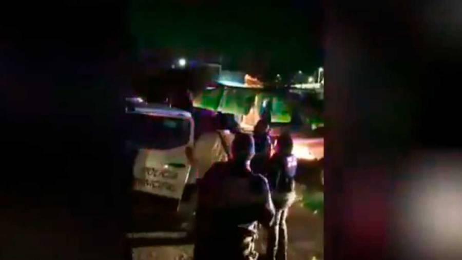 Culpan a Alfaro de asesinato de albañil a manos de policías