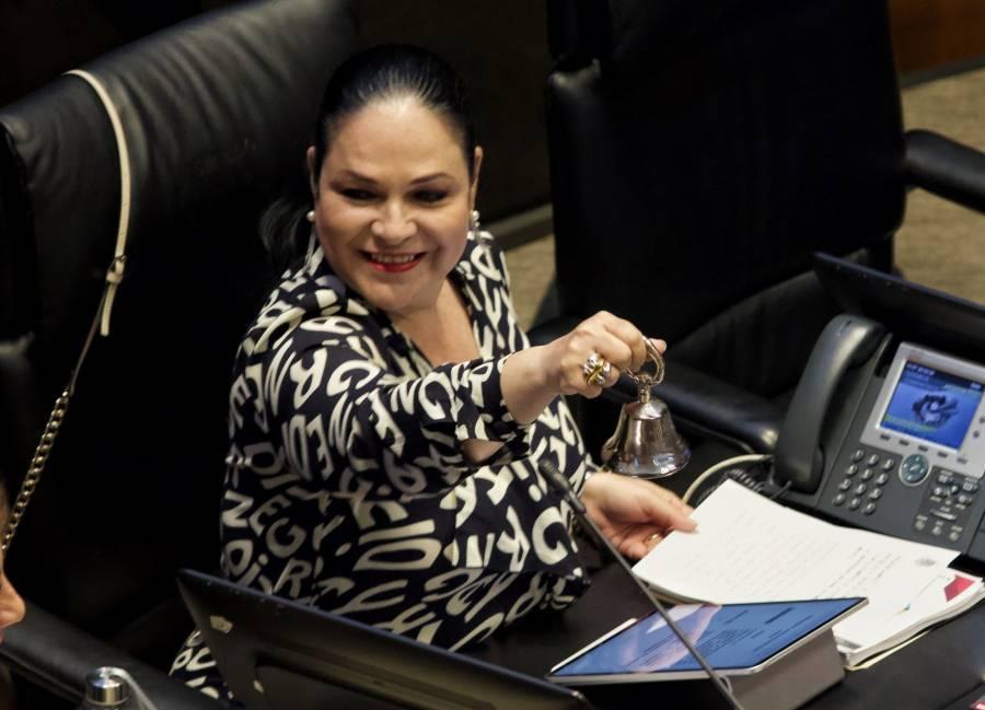 Desaparecen bancadas del PRD y PES en Cámara de Senadores