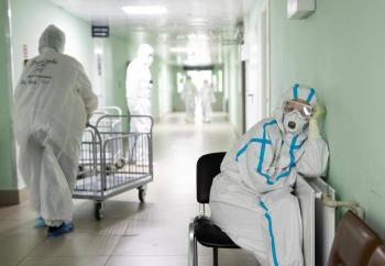Rusia supera los 441 mil casos de COVID-19