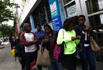 Solicitan ayuda por desempleo 1.9 millones de ciudadanos en Estados Unidos