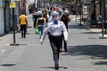 CIUDAD DE MÉXICO NO SERÁ COMO NY YORK CON PANDEMIA: AMLO