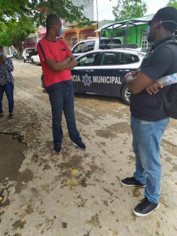 Migrantes cubanos esperan asilo entre pandemia y burocracia