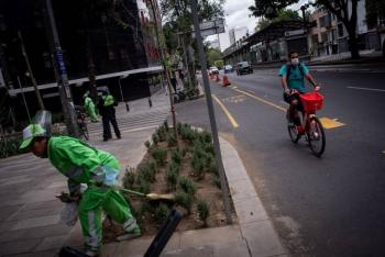 CDMX proyecta 69 km de ciclovías